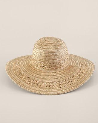 Dahlia Straw Hat