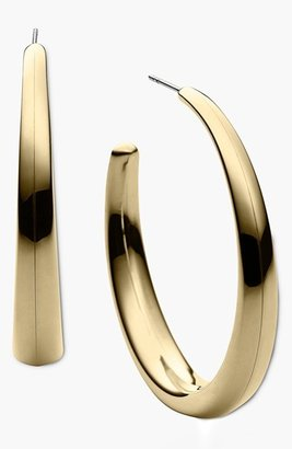 MICHAEL Michael Kors Michael Kors Hoop Earrings