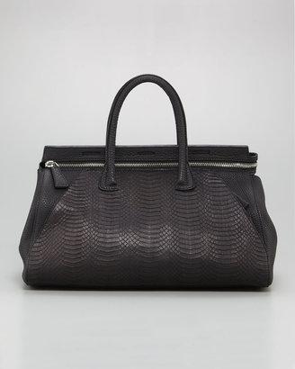 VBH Milano Sunbeam Snake Handbag