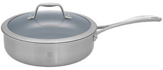 Zwilling J.A. Henckels Spirit Nonstick 3-qt. Saute Pan with Lid