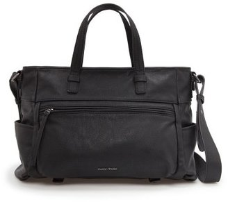 MANGO Multi-Pocket Tote Bag