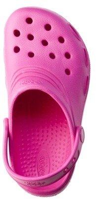 Crocs Girl's Jibbitz by Beckett Water Clog - Berry
