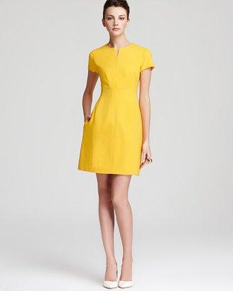 Diane von Furstenberg Dress - Agatha Knit Suiting