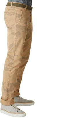 Dockers Slim Fit Alpha Khaki Camo Flat Front Pants Discontinued
