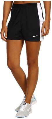 Nike E4 Short (Black/White/White/White) - Apparel