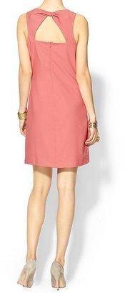 Pim + Larkin Bow Back Mini Dress