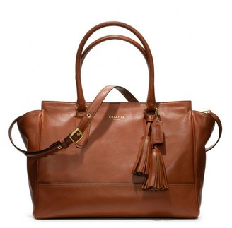 Coach Legacy Leather Large Candace Carryall
