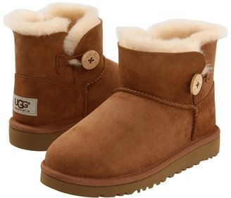 UGG Mini Bailey Button (Big Kid)