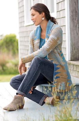 J. Jill Clarks® western ankle booties