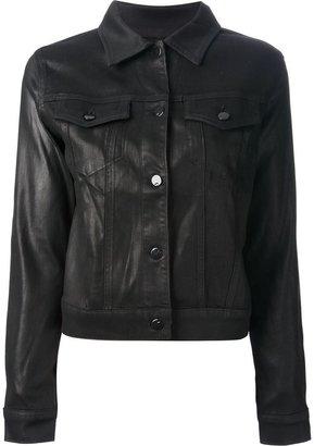 J Brand waxed jacket