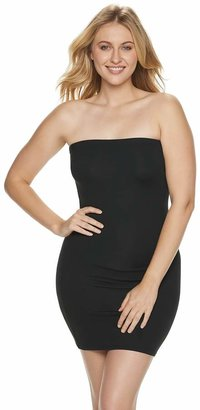 Spanx Red Hot By Red Hot by Sleek Slimmers Strapless Full Slip - Women's Plus - 2253P