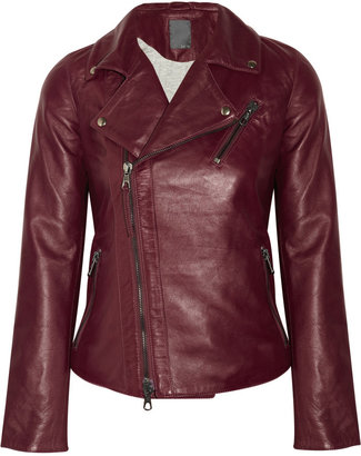 Lot 78 Lot78 Leather jacket