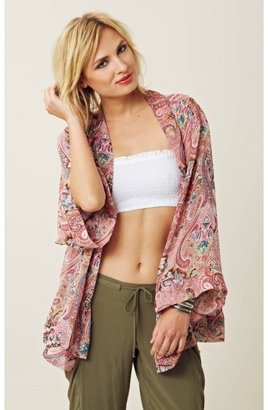 Blu Moon Kimono Jacket
