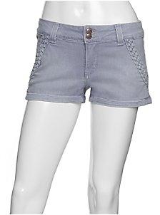Anlo Braid Pocket Short Shorts