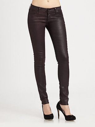 AG Adriano Goldschmied Leatherette Leggings