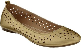 Old Navy Women's Perforated Ballet Flats