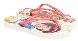 Havaianas 'Disney Princess' Flip Flops (Toddler & Little Kid)