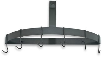 Cuisinart Half Circle Wall Rack in Black Matte Finish