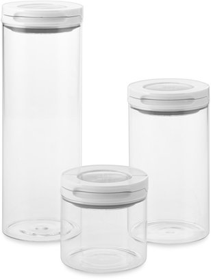 OXO Fliplock Canisters, Set of 3