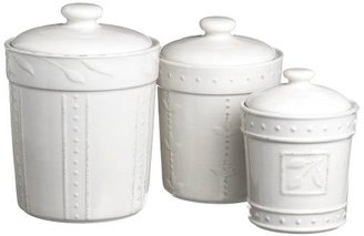 Signature Housewares Sorrento Canisters (Set of 3)