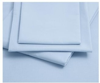 Easy Care Plain Dyed Duvet Cover And Pillow Case Set
