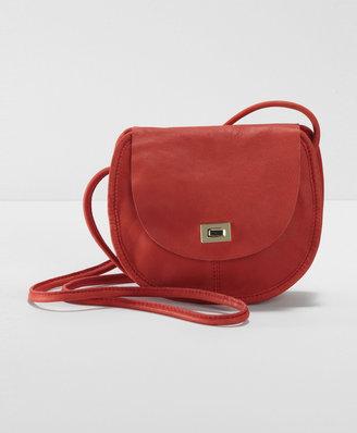 Levi's Leather Saddle Bag