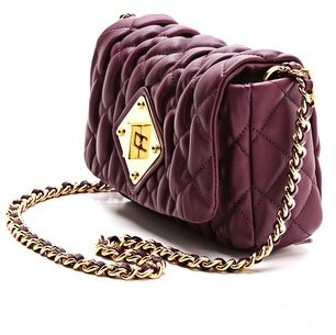 Moschino Quilted Cross Body Bag