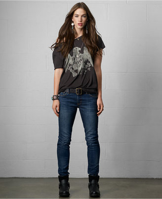 Denim & Supply Ralph Lauren Skinny Jeans, Bayfest Wash