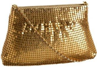 Savanna Y & S Mesh Cross Body Bag