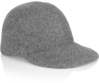 Stella McCartney Wool baseball cap