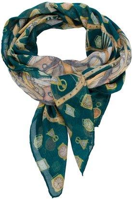 Swash 'Persian Chronomoeters' scarf