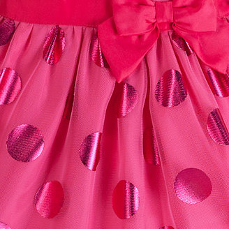 Disney Minnie Mouse Foil Dress for Girls