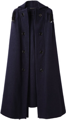 Yohji Yamamoto Tassel Devil Coat