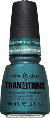 China Glaze Tranzitions Nail Lacquer With Hardeners