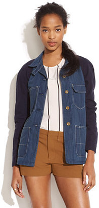 Madewell Rivet & thread workjacket