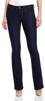 DL1961 Women's Jennifer Bootcut Jean in Sonic