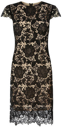 Dorothy Perkins Black lace dress