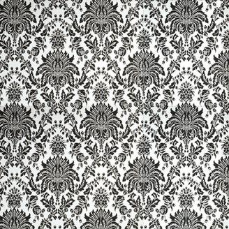 Graham & Brown Elizabeth Black and White Wallpaper