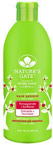 Nature's Gate Pomegranate + Sunflower Hair Defense Conditioner