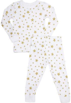 Skylar Luna Star-Print Sleep Set $42 thestylecure.com