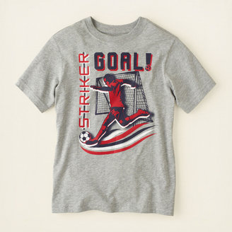 Children's Place Soccer graphic tee