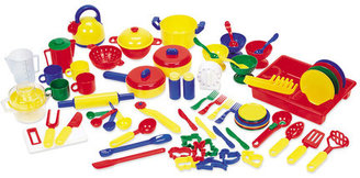 Learning Resources 70 Piece Pretend and Play Kitchen Set
