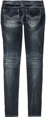 ALMOST FAMOUS Pyramid Stud Womens Skinny Jeans
