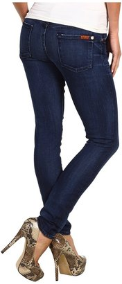 7 For All Mankind The Skinny in Slim Illusion Ellektrick (Slim Illusion Ellektrick) - Apparel