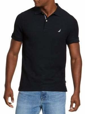 Nautica Slim Fit Anchor Performance Deck Polo