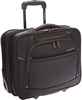 Samsonite PRO 4 DLX Mobile Office PFT $460 thestylecure.com