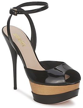 Sebastian S5202 women's Sandals in Black