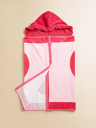 Juicy Couture Infant's Hooded Towel