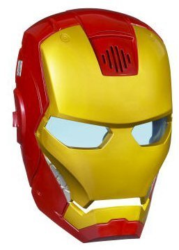 Iron Man Avengers Mission Mask