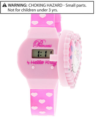 Hello Kitty Kids Watch, Girls Princess Interchangeable Watch